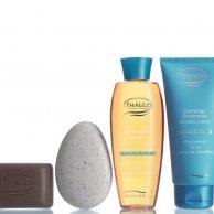 Zuiveren, Scrubben en Hydrateren - droge onrustige huid