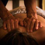 Kadobon rug-, nek-, schoudermassage - 25min