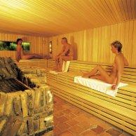 Sauna entree 2 personen met supersnelbruiner