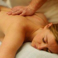 Sauna entree met rug-, nek-, schoudermassage voor 2 personen