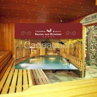 Kadobon Sauna entree